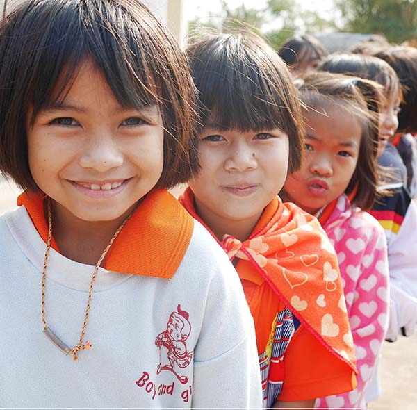 Charity for Thai Kids